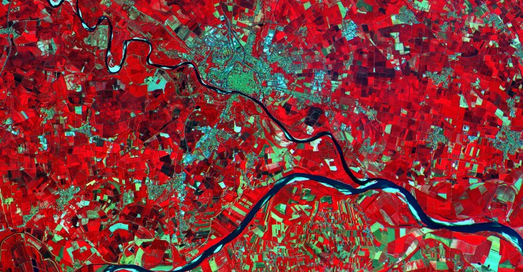 Sentinel2a_quicklook_Po_Valley_Italy
