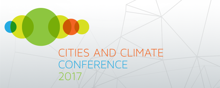 Cities and Climate Conference 2017, Potsdam